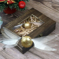 Powered Harry Potter Flying Golden Snitch Premium Ornament Exclusive Gifts