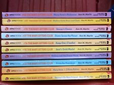 Baby-Sitters Club 51-60 Martin 51 52 53 54 55 56 57 58 59 60 Babysitters lot