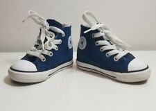 Infant Boys Converse Trainers High Top Size UK 4
