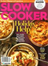 Slow Cooker Summer 2016 Better Homes And Gardens