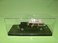RIO  CITROEN DS 19 BREAK - BLACK + WHITE 1:43 - EXCELLENT IN BOX