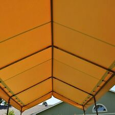 heavy duty vinyl cover for 10x20 carport, canopy, portable garage cover, US made