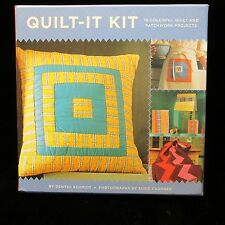 Quilt-It Kit : 15 Colorful Quilt and Patchwork Projects by Denyse Schmidt  2006