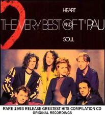 T'Pau - Very Best Essential Greatest Hits Collection CD - 80's Pop Carol Decker