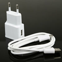N7100 2A White USB Cable Microusb Data Cable Wire Charger for Samsung  R1BO
