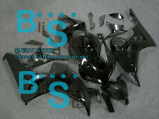Black Glossy INJECTION Fairing Kit Set Fit Honda CBR1000RR 2006-2007 57 A7