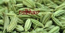Certified Organic Fennel Seed 100%  Natural  Premium Quality Spice from India