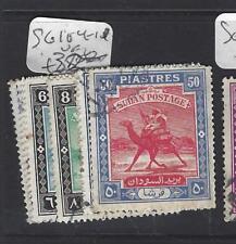 Isudan (P1208B) Camel Sg 104-111 Vfu