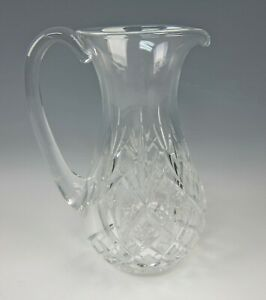 """Waterford Crystal EVE 10"""" Pitcher  46oz."""