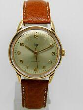 """Montre bracelet """"LIP""""  boite en plaqué or    vintage watch"""