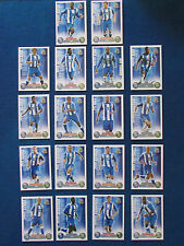 Topps Match Attax Cards - Lot of 18 - Wigan Athletic - 2007/08 - Red Back