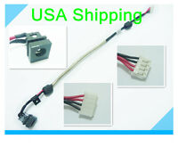 Original DC power jack plug in cable harness for IBM Lenovo C460M DC301003K00