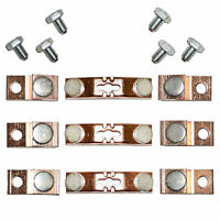 6-65-8 CUTLER HAMMER SIZE 2 /& J 3 POLE FREEDOM REPLACEMENT CONTACT KIT-SES