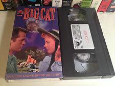 The Big Cat Rare Action Adventure VHS 1949 OOP HTF Lon McCallister Peggy Garner