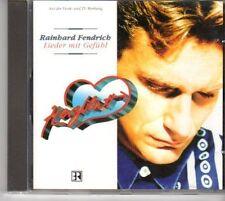 (DM6) Rainbard Fendricb, Lieder Mit Gefühl - 1994 CD