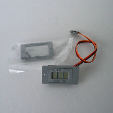 Voltcheck D, Digital Voltage Monitor for RX Battery