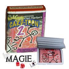 Jeu CARDTOON 2 - Le jeu de cartes animé - Magie - card toon