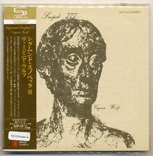 Sigmund Snopek III-Virginia Woolf Japon MINI LP SHM CD PROG belle - 111875 New!