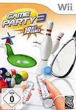 Nintendo Wii +Wii U GAME PARTY  3 * DEUTSCH * Sehr guter Zustand