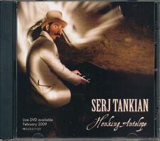 Serj Tankian (System of a Down) Honking Antelope RARE promo CD single '08