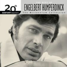 NEW The Best of Engelbert Humperdinck: The Millennium Collection (Audio CD)