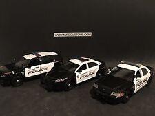 Teaneck Police NJ 3-pack Special 1:24 Set