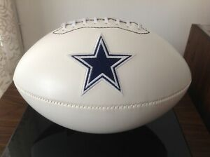 NFL Signature Series Full Size Rawlings Football Dallas Cowboys