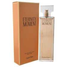 Eternity Moment by Calvin Klein for Women - 3.4 oz EDP Spray