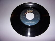 Charly McClain: Men / Come Take Care Of Me / 1980 / 45 Rpm Epic 50825
