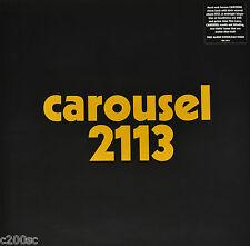 CAROUSEL - 2113, ORG 2015 USA vinyl LP + DOWNLOAD CODE, SEALED! FREE SHIPPING!