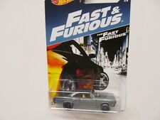Hot Wheels NEW  Walmart - The Fast & The Furious -Gray '70 Plymouth Road Runner