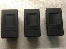 VW POLO 6N2, LUPO 1998/02' 3x Dashboard Dummy Switch Blanks  >6N0 959 623