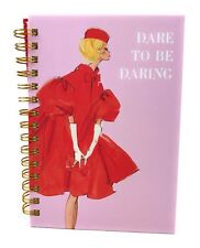 Graphique Barbie Journal Dare To Be Daring Spiral Notebook 160 Pages 2017