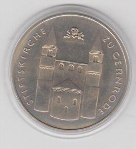 DDR Collégiale Pour Gernrode 1967 Médaille