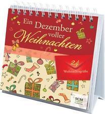 Ein Dezember voller Weihnachten: 24 Weihnachtsgrüße