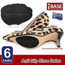 6 Pairs Anti-Slip Shoes Sole Self Adhesive Grip Protector Pad Slippery High Heel