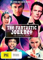 The Fantastic Journey: The Complete Series [New DVD] Australia - Impor