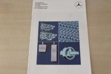 180861) Mercedes LKW - Wandler-Automatik - Prospekt 05/1983