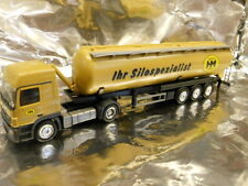** Herpa 285919 Mercedes Benz Actros L Silo Semitrailer HM 1:87 H0 Scale
