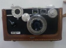 Argus C 3 Rangefinder with Original Case Camera