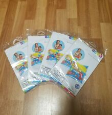 Lot 4 Intex Swimming Arm Bands Age 3-6 Swim Floaties Mermaid Pool Toy Inflatable