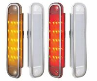 United Pacific C738003 1973-80 Chevy//GMC Truck Rear Side Marker Lamp Red Lens