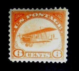US Air Mail stamp #C1 mint OG HR VF