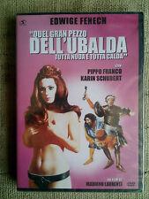 Quel Gran Pezzo Dell'Ubalda Tutta Nuda e Tutta Calda - DVD nuovo sigillato
