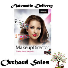 MakeupDirector CyberLink  : PC : Digital Download: NO CD : Auto Delivery