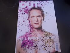 Neil Patrick Harris,  Deborah Harry- OUT Magazine 2014