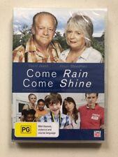 Come Rain Come Shine - David Jason (DVD, 2011) Region 4 - NEW & SEALED