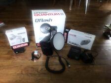 Quantum Instruments Quantum Qflash, Turbo Sc  Battery Pack And Qnexus Nx
