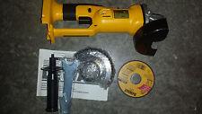 DEWALT 36V 36 VOLT dc415 cordless grinder xrp cut off tool  new with warranty