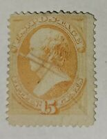 US Stamp #189 - Used - SCV $27.50